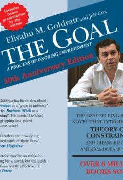 Livres Couvertures de The Goal: A Process of Ongoing Improvement - 30th Anniversary Edition