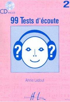 Livres Couvertures de 99 Tests d'Ecoute Volume 2