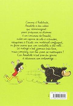 Livres Couvertures de Anatole Latuile, Tome 09: Ça déménage !