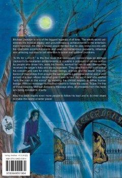 Portada del libro deA life for L.O.V.E: Michael Jackson stories you should have heard before