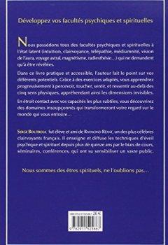 Livres Couvertures de Développez vos facultés psychiques et spirituelles