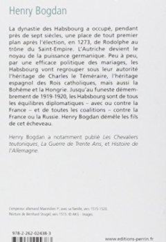 Livres Couvertures de Histoire des Habsbourg