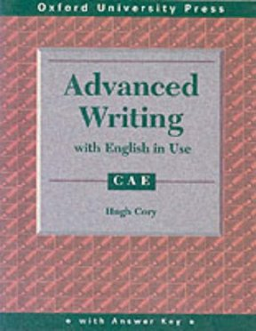 Advanced Writing and English in Use for CAE is useful for writing general english english exam cae