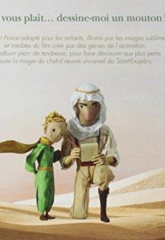 Livres Couvertures de Le Petit Prince raconté aux enfants