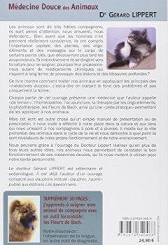 Livres Couvertures de Médecine douce des animaux