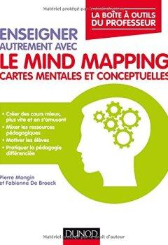 Livres Couvertures de Enseigner autrement avec le Mind Mapping - Cartes mentales et conceptuelles