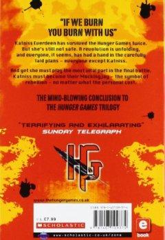 Livres Couvertures de Mockingjay Hunger games book 3.