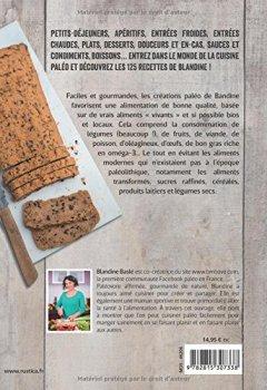 Livres Couvertures de Paléo ! Les 130 recettes faciles et gourmandes de Blandine