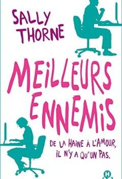 Livres Couvertures de Meilleurs ennemis: Une comédie romantique hilarante et sexy. De la haine à l'amour, il n'y a qu'un pas...