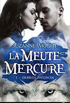 Livres Couvertures de La Meute Mercure, T1 : Derren Hudson