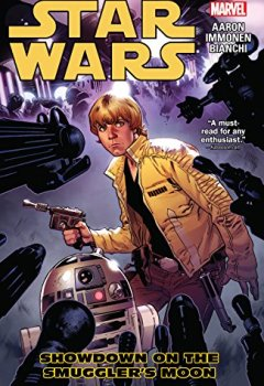 Livres Couvertures de Star Wars Vol. 2: Showdown on the Smuggler's Moon