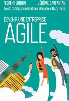 Livres Couvertures de Devenir une Entreprise Agile