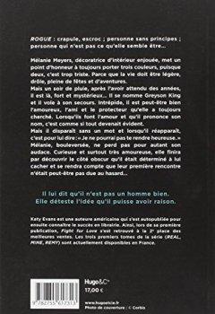Livres Couvertures de Fight for love - tome 4 Rogue