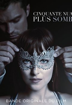 Livres Couvertures de Cinquante Nuances Plus Sombres (Fifty Shades Darker)