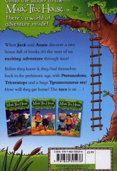 Livres Couvertures de Magic Tree House 1: Valley of the Dinosaurs