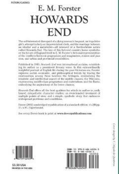 Livres Couvertures de Howard's End