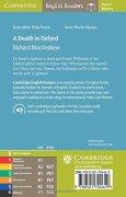 Livres Couvertures de A Death in Oxford Starter/Beginner