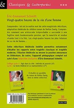 Livres Couvertures de Vingt quatre heures de la vie d'une femme