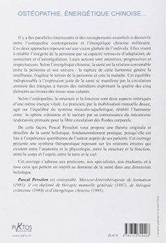 Livres Couvertures de Ostéopathie, énergétique chinoise...