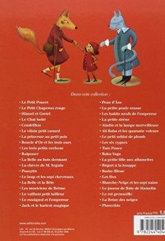 Livres Couvertures de Minicontes Classiques Pinocchio - Dès 3 ans