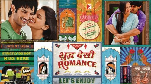 Shuddh Desi Romance (Original Motion Picture Soundtrack)
