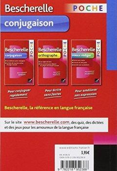 Livres Couvertures de Bescherelle poche Conjugaison: L'essentiel de la conjugaison française