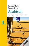 Buchdeckel von Langenscheidt Sprachführer Arabisch: Die wichtigsten Sätze und Wörter für die Reise