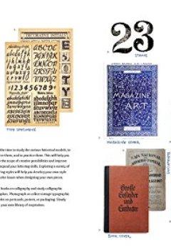 Livres Couvertures de The Golden Secrets of Lettering: Letter Design from First Sketch to Final Artwork