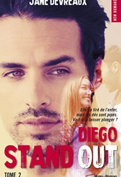 Livres Couvertures de Stand out - tome 2 Diego