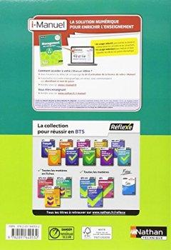 Livres Couvertures de Management des entreprises BTS 1re année