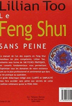 Livres Couvertures de Le Feng Shui sans peine - 168 façons de réussir