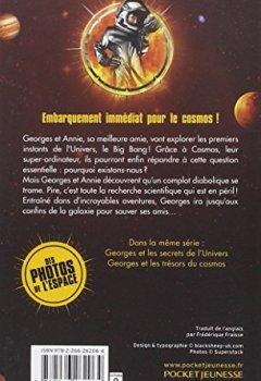 Livres Couvertures de Georges et le Big Bang