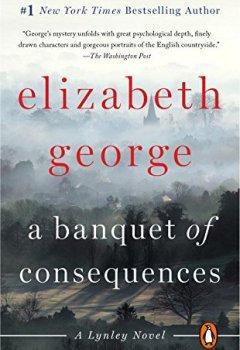 Buchdeckel von A Banquet of Consequences: A Lynley Novel