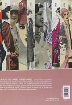 Livres Couvertures de La mode des années 1920 en images