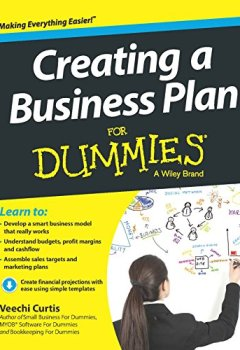 Livres Couvertures de Creating A Business Plan For Dummies