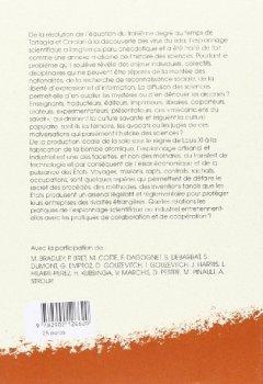 Livres Couvertures de De la diffusion des sciences à l'espionnage industriel: XVe-XXe siècle : actes du colloque de Lyon de la SFHST