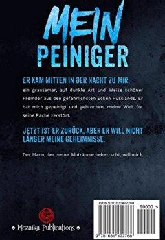 Buchdeckel von Mein Peiniger: Ein dunkler Liebesroman