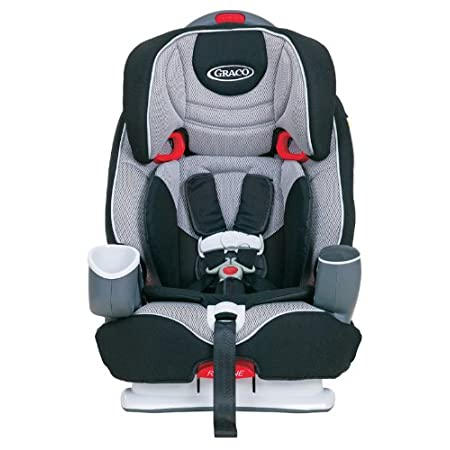 The Graco Nautilus Car Seat is a 3 in 1 multi mode car seat for children 20 pounds to 100 pounds. This is the last car seat you will need to buy for your child. The Nautilus is ideal for your children from one to ten years old. First, it is an extend...