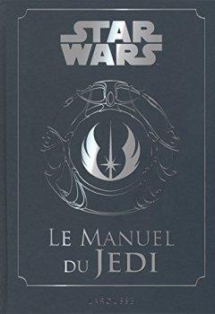 Livres Couvertures de Star Wars - Le manuel du Jedi