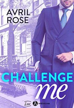 Livres Couvertures de Challenge Me
