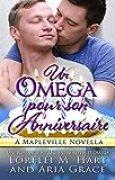 Un oméga pour son anniversaire: Une Romance MPreg Entre Alpha et Omega