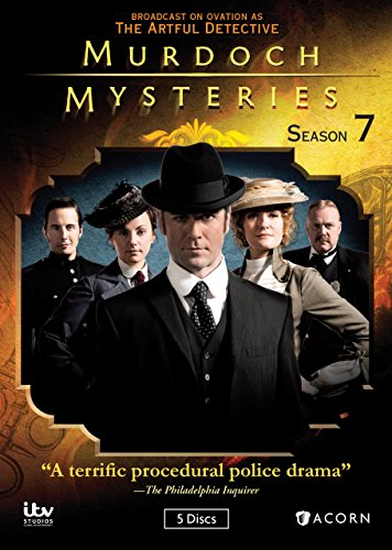 Murdoch Mysteries: Season 7 [Import]