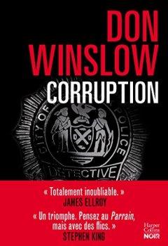 Livres Couvertures de Corruption (HarperCollins Noir)