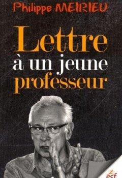 Livres Couvertures de Lettre à un jeune professeur
