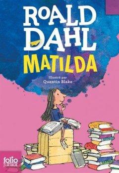 Livres Couvertures de Matilda