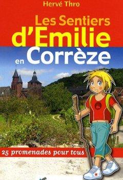 Livres Couvertures de Les sentiers d'Emilie en Corrèze