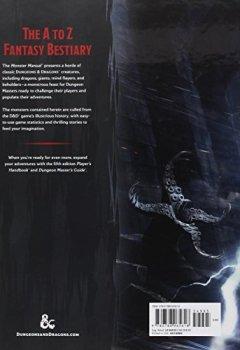 Livres Couvertures de Monster Manual