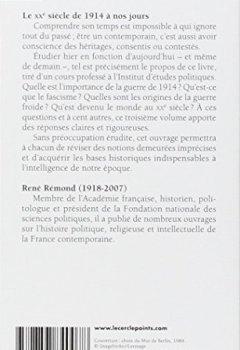 Livres Couvertures de Introduction à l'histoire de notre temps. Le XXe s (3)
