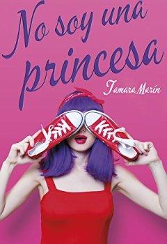 Portada del libro deNo soy una princesa