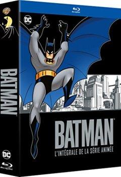 Livres Couvertures de Batman La série animée - L'intégrale des 4 saisons - Coffret Blu-Ray - DC COMICS